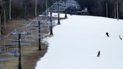 Les stations de ski restent