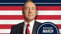 Frank Underwood de retour pour briguer un nouveau mandat en