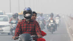 Air Pollution Growing In Both India And China, Reports