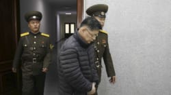 Canadian Pastor Digs Holes At North Korean Labour