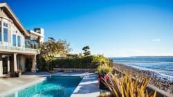Découvrez une maison grandiose en bord de mer à Vancouver