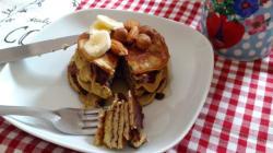 Une recette de pancakes avec seulement deux