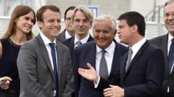 Valls et Raffarin d'accord pour un