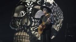 Jean Leloup en concert aux FrancoFolies de