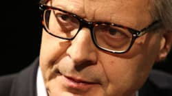 Malore per Vittorio Sgarbi, ricoverato a Modena. E' in terapia