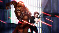 La Force est avec ces personnages