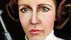 De Donald Trump à Princesse Leïa, les transformations de cette makeup artist vont vous