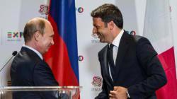 Con Putin, Renzi non faccia lo stesso errore di