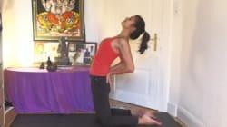 Quelques postures de yoga pour lutter contre le blues de