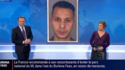 Malaise en direct sur BFM: Une photo d'Abdeslam Salah pendant le point