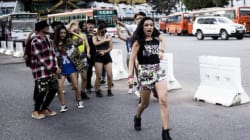 'Asia's Rihanna' Wows Crowds, But Falls Foul Of Conservative