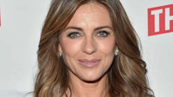 Elizabeth Hurley Just Posted The Best Christmas Card