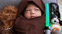 Mark Zuckerberg's Daughter Is The Cutest 'Star Wars'