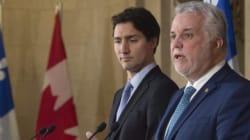 Couillard doute que le Canada atteigne sa cible de réduction des