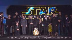 Le chien de la Princesse Leia n'a pas aimé (du tout) le robot