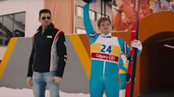 Can You Spot The Oops In This 'Eddie The Eagle'