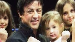 Sylvester Stallone's Daughters Are All Grown