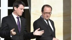 Fin de l'état de grâce post-attentats pour Valls et