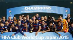 Le Barça a déjà remporté un titre cette