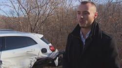 Victime d'un chauffard, il dénonce l'alcool au volant sur Facebook
