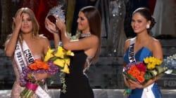 Miss Colombie sacrée Miss Univers... par