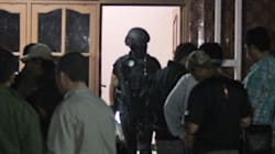 The AFP Helps Arrest Nine Terrorist Suspects In Raids Across