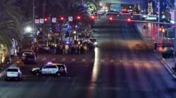 Las Vegas Sidewalk Crash 'An Intentional