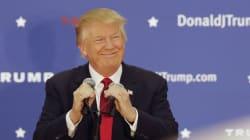 Trump aux anges après l'énorme bourde pendant Miss