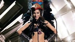 Miss Universe Canada Dresses Up Like A Totem