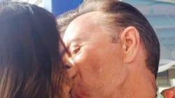 TV Presenter Posts Picture Kissing Girlfriend Half His Age, Gets Mercilessly
