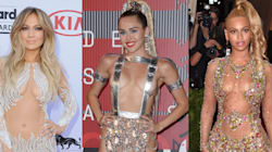 2015's Most Naked Red Carpet