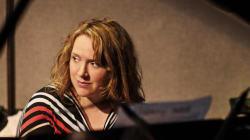 Julie Lamontagne et sa formation, du jazz comme on