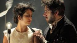 «Bianco Su Bianco»: poésie et amour au pays des ampoules