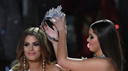 Miss Colombia Gracefully Responds To Colossal Miss Universe