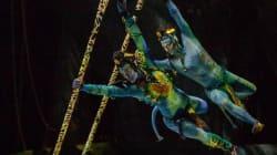«Toruk»: le Cirque du Soleil retrouve sa touche magique