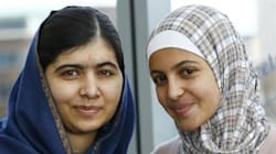 Malala e Muzoon: separadas pela guerra, ativistas e amigas se encontram na