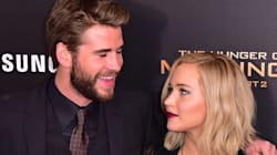 JLaw Admits To Kissing Aussie Liam Hemsworth Off-Camera And Smoking