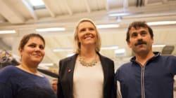 ノルウェー新設「移民大臣」が難民受け入れ施設を訪問 その本当の理由とは
