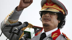 Gaddafi Captured And