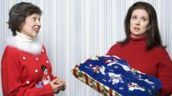13 Funny Reactions To Bad Christmas