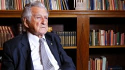Bob Hawke Says Nuclear Waste Dump 'A Win-Win' For