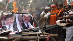 Hindu Mahasabha Activist Plans To Build Public Toilet With Scraps Of Dawood's Burnt