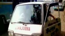WATCH: Ambulance Held For Mamata Banerjee's