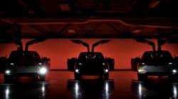 Les voitures Tesla