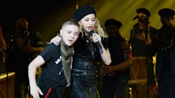 Madonna's Son Doesn't Want To Live With The Material