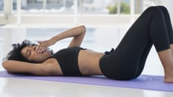 7 Yoga Moves To Get You Over A