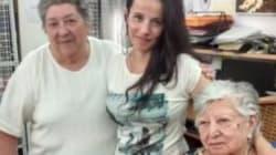 Une grand-mère argentine retrouve sa petite-fille 39 ans après son