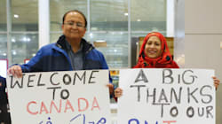 Canadians Recall Refugee Past As They Help Syrian