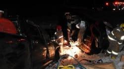 Accidents et coups de feu sur les routes du Québec
