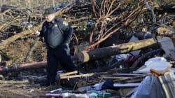 Intempéries aux États-Unis: le bilan passe à au moins 28 morts